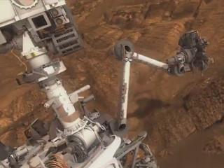 [Mars rover]