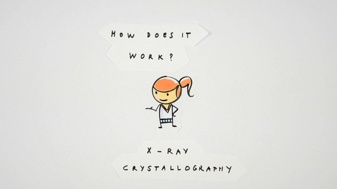 [Johanna learns about X-ray crystallography]