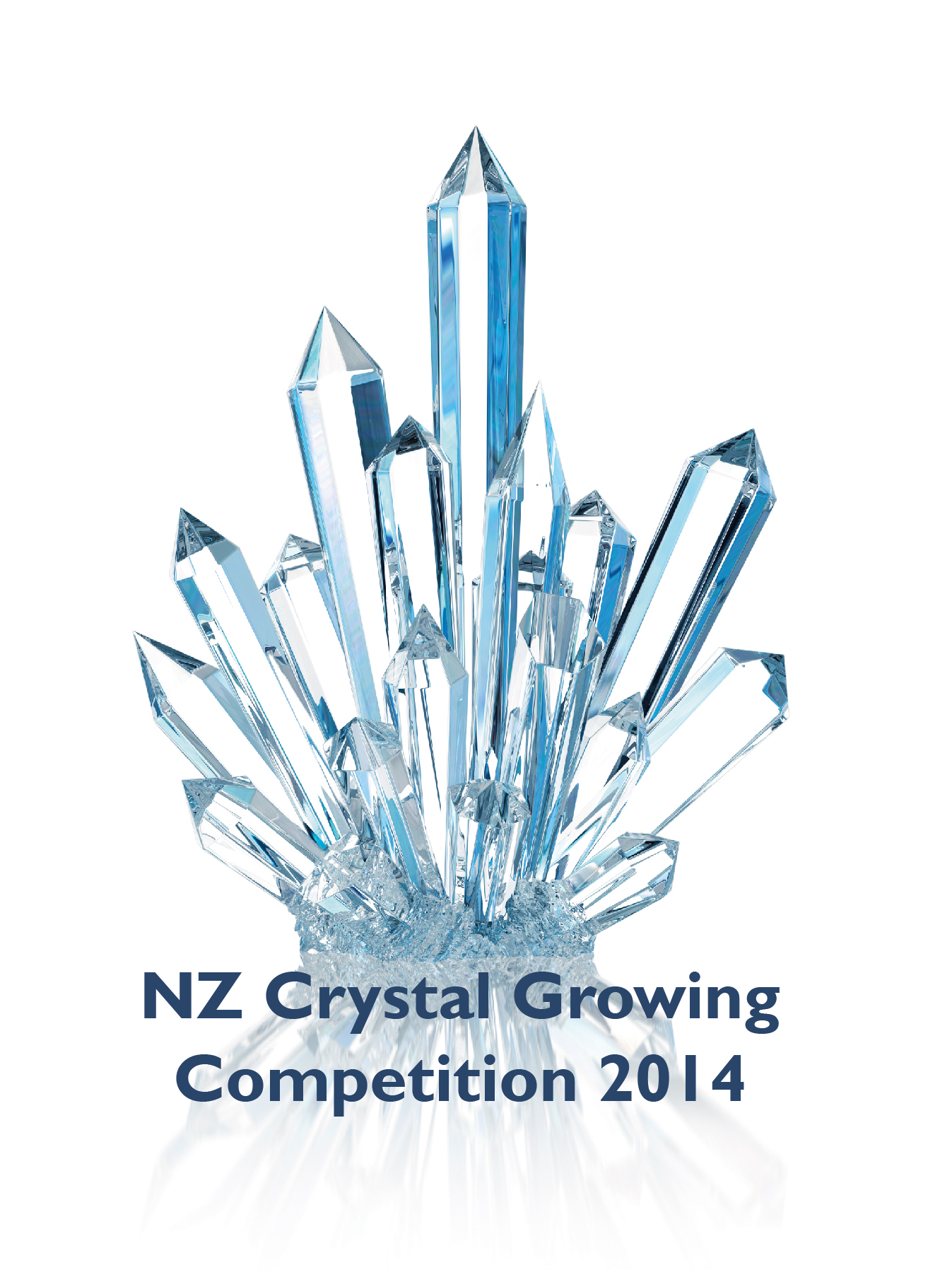 concursouy crystal growing contest logo usdiamond nz crystal growing competition