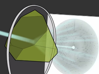 [diffraction pattern]
