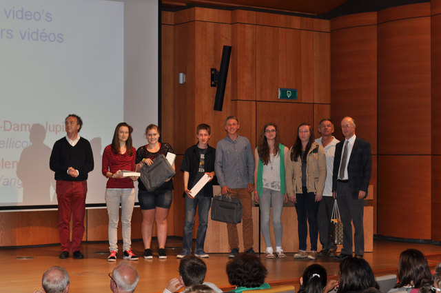 [2014: Belgian Crystallization Competition: Prize winners]
