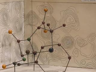 [molecular model]