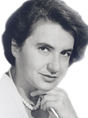 Rosalind Franklin. Picture sourced from Jewish Chronicle Archive/Heritage-Images