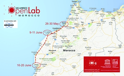 [Morocco map]