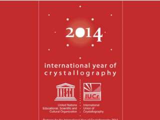 [About the International Year of Crystallography]
