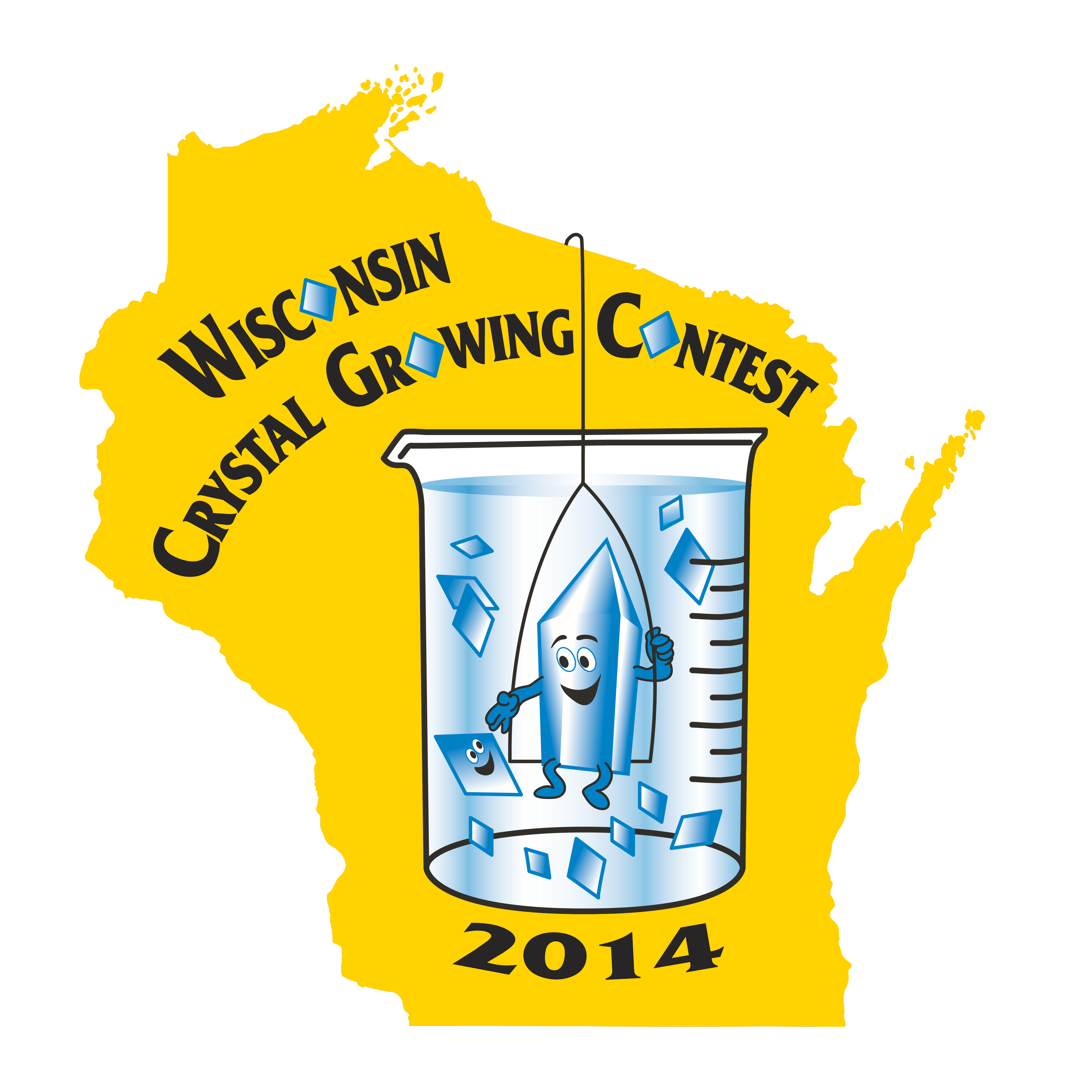 Crystal Growing Contest Logo