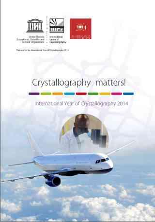[Crystallography Matters brochure]