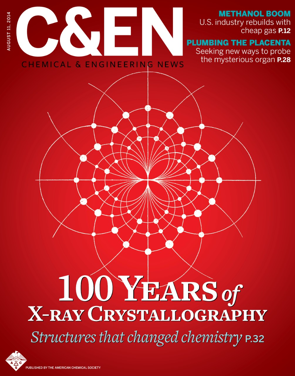 Iycr2014 events articles about crystallography in cen to mark 100 years of crystallography the american chemical society publication chemical engineering news has fandeluxe Images
